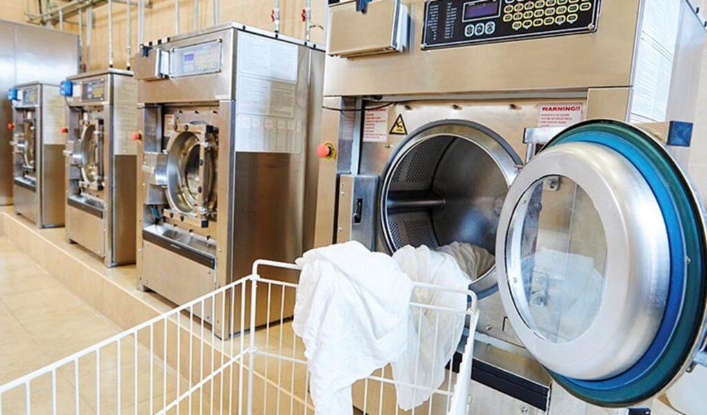 Lavandería industrial ropa de trabajo